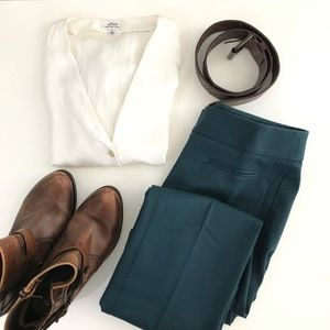 LOFT Marisa bootcut trouser